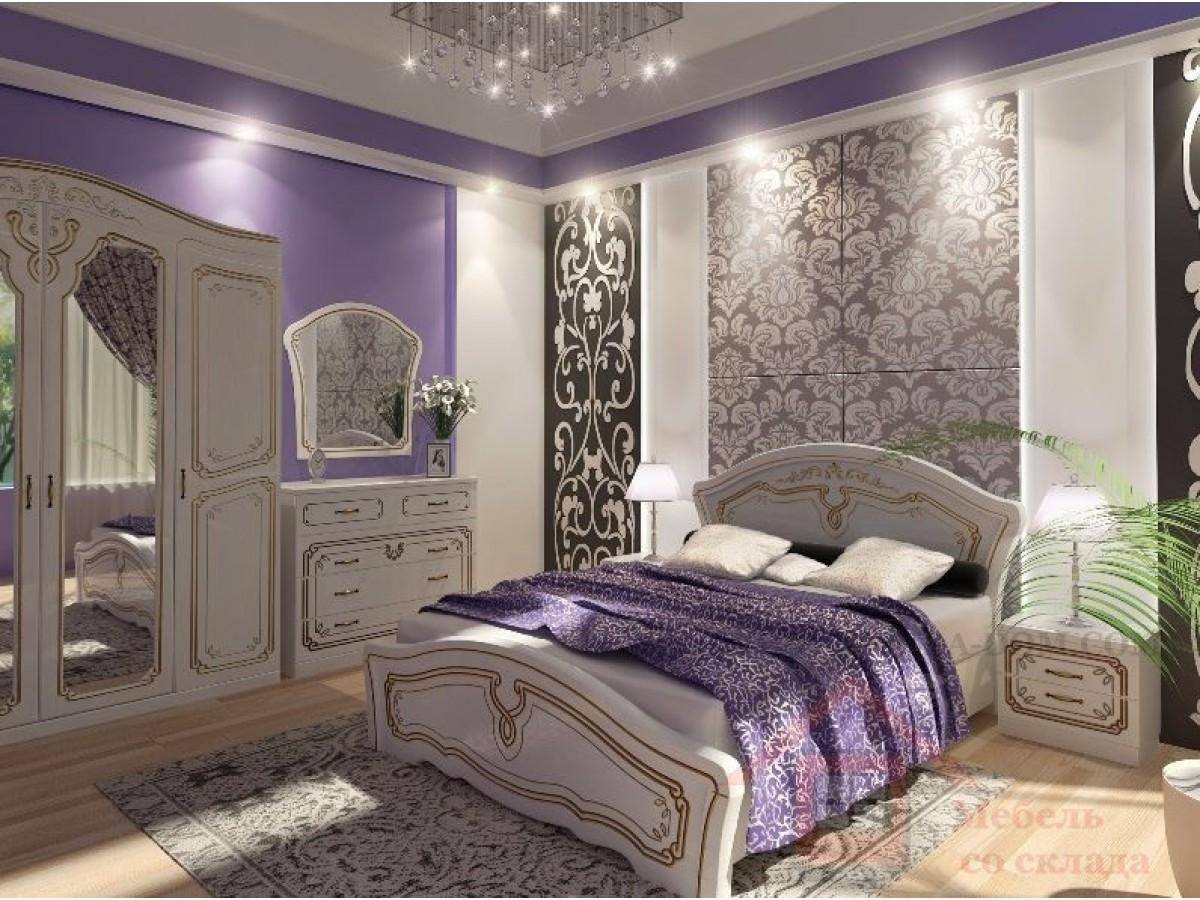 Спальня «Альба» с кроватью 160