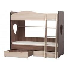 Двухярусная кровать  Симба