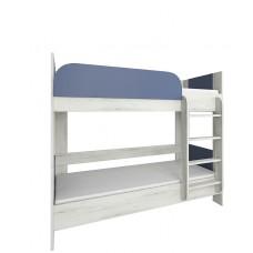 Кровать Двухярусная Домино 1900х800