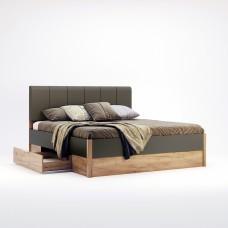 Кровать  Рамона 1,8х2,0 Мягкая Спинка с шухл (*НОВИНКА*)