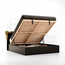 Кровать  Дженнифер 1,6х2,0 подъёмная Мягкая Спинка с каркасом