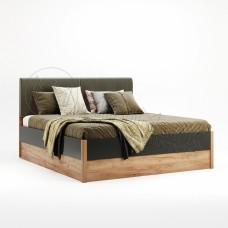 Кровать  Рамона 1,6х2,0 Мягкая Спинка