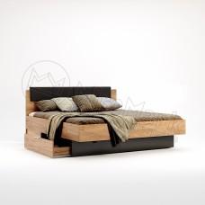 Кровать  Луна 1,6х2,0 Мягкая Спинка (*НОВИНКА*)